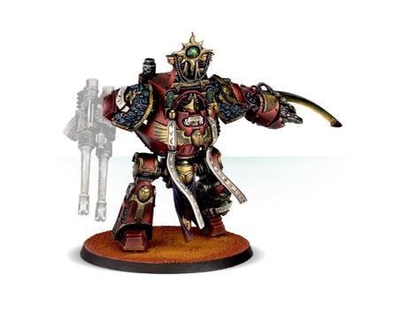 Thousand Sons Legion Osiron Pattern Contemptor Dreadnought Whclub